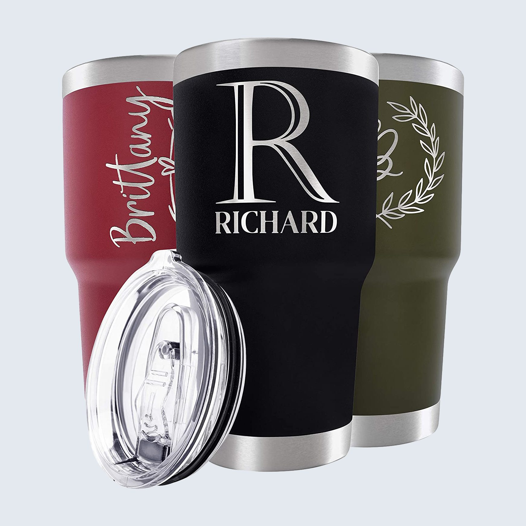 Personalized tumbler for Father's Day