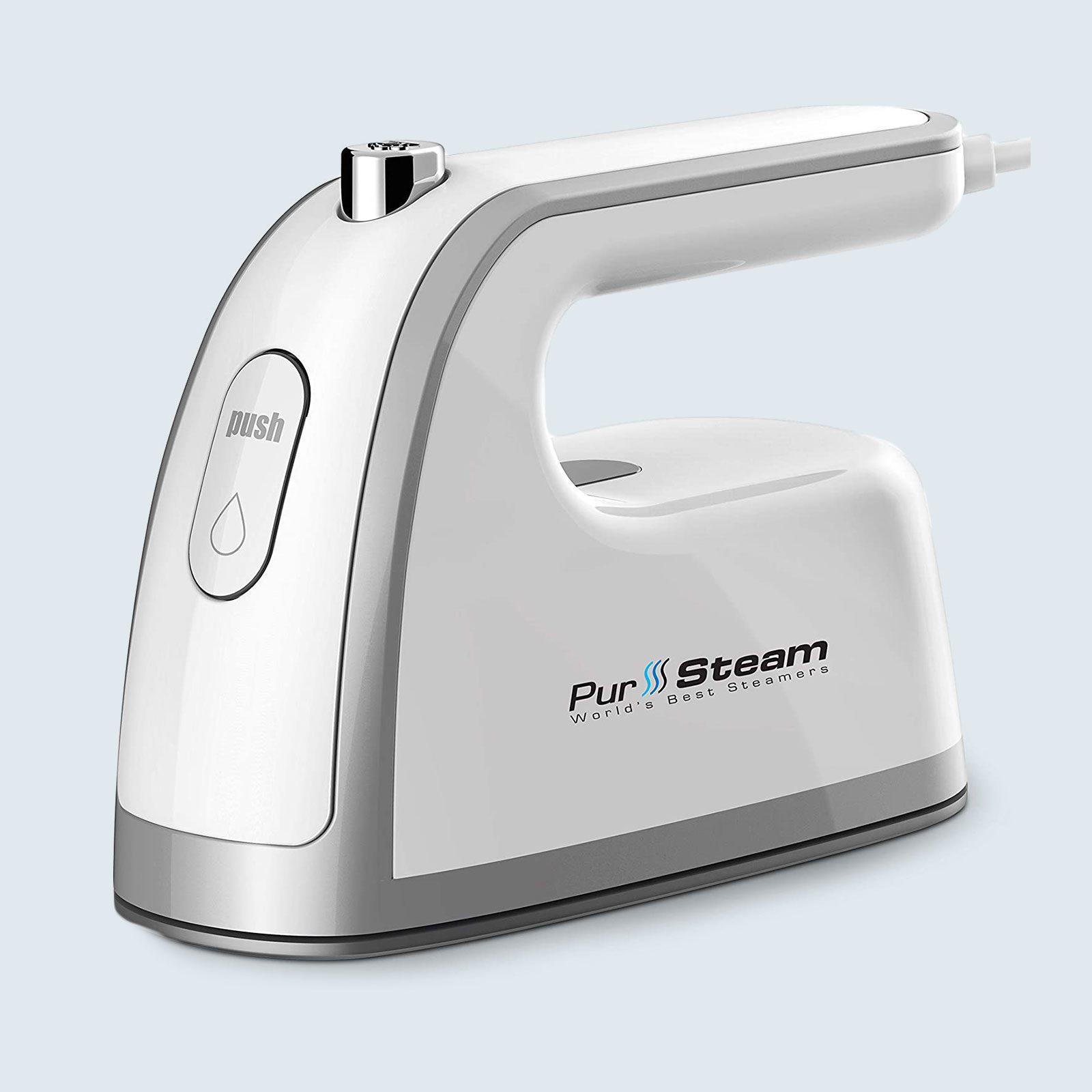 PurSteam World's Best Steamers Travel Steamer Iron Mini