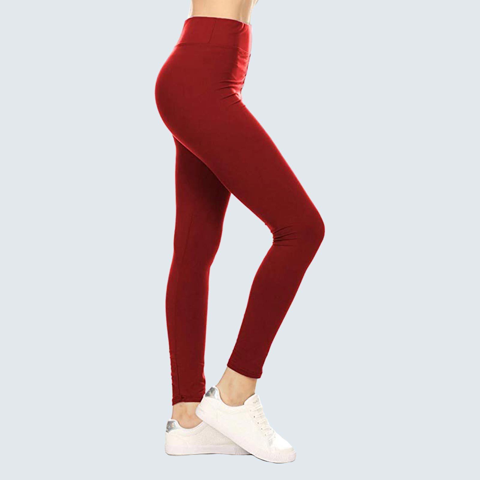 Best budget-friendly leggings: Leggings Depot High Waisted Yoga Leggings