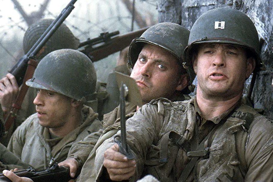 Saving Private Ryan the movie
