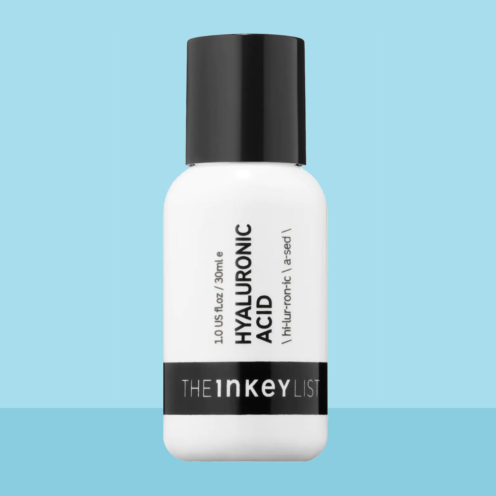 Best face serum with hyaluronic acid: The Inkey List Hyaluronic Acid Hydrating Serum
