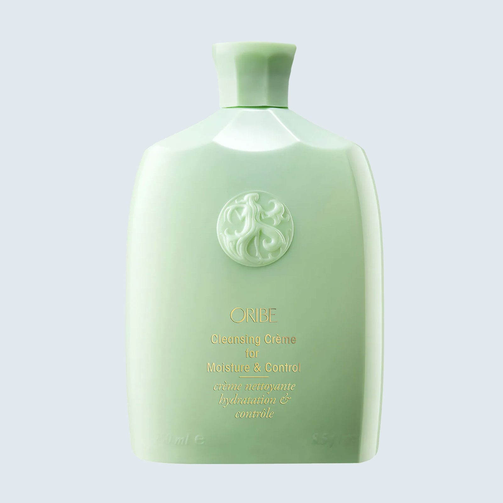 Best splurge shampoo for curly hair: Oribe Cleansing Creme for Moisture & Control