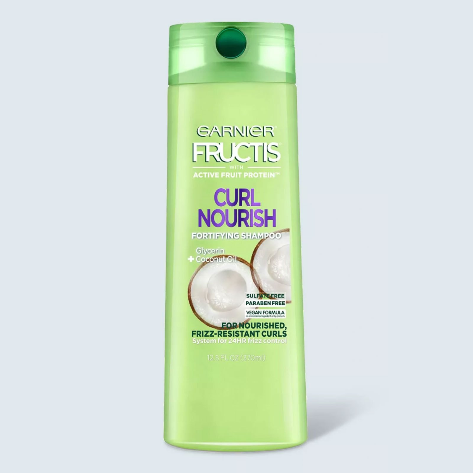 Best budget shampoo for curly hair: Garnier Curl Nourish