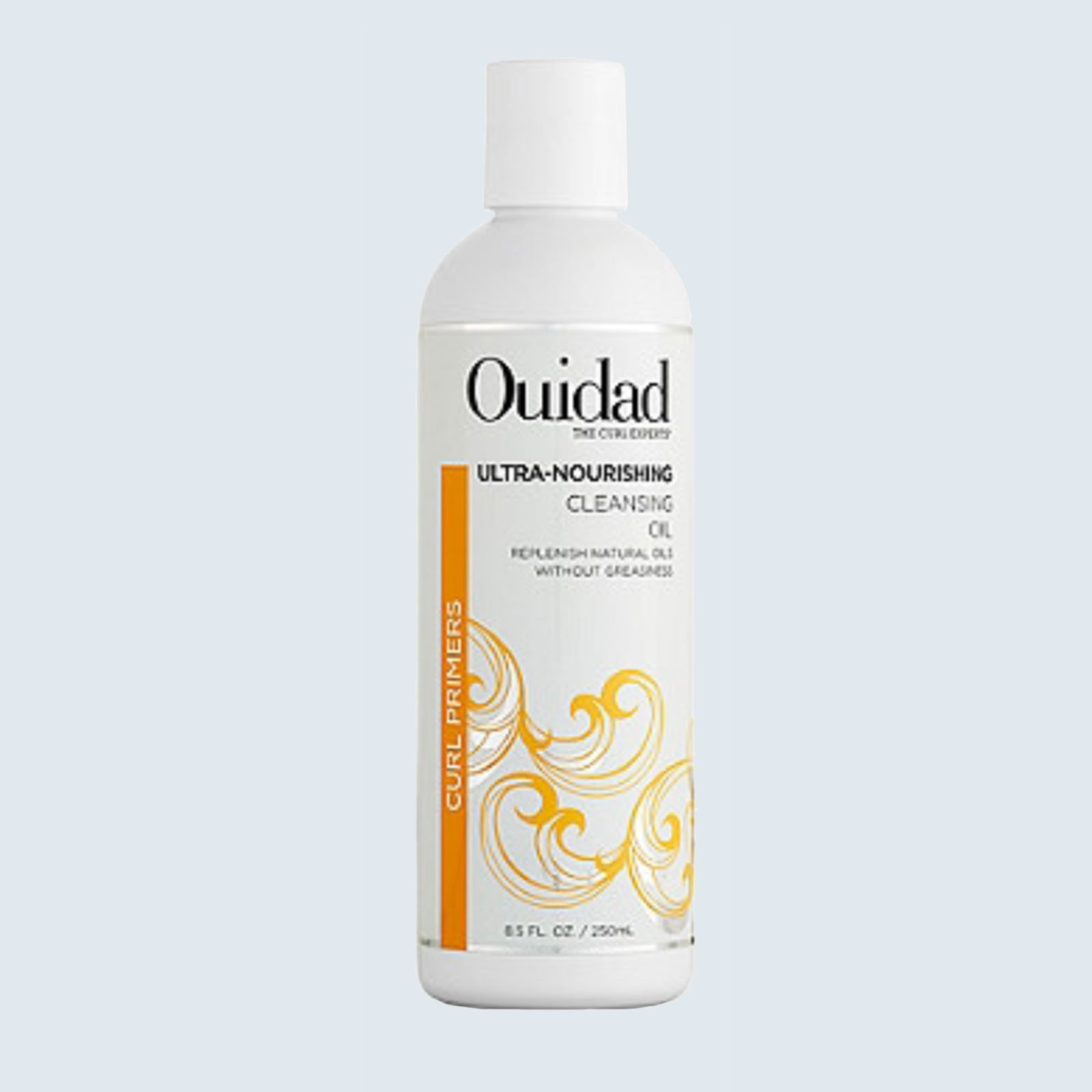 Best shampoo for fragile curls: Ouidad Ultra-Nourishing Cleansing Oil