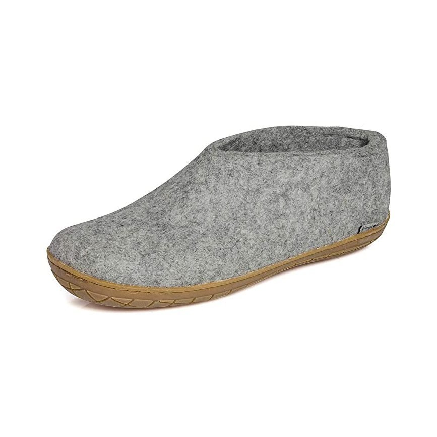 Shoe with Rubber Sole from Glerups