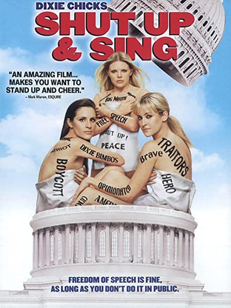 Shut Up & Sing (2006)