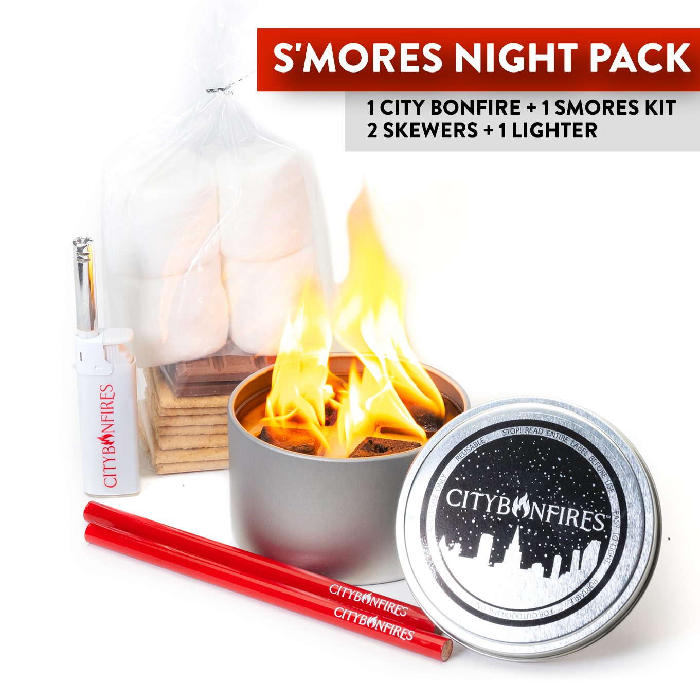 S'mores Night Pack for grandma