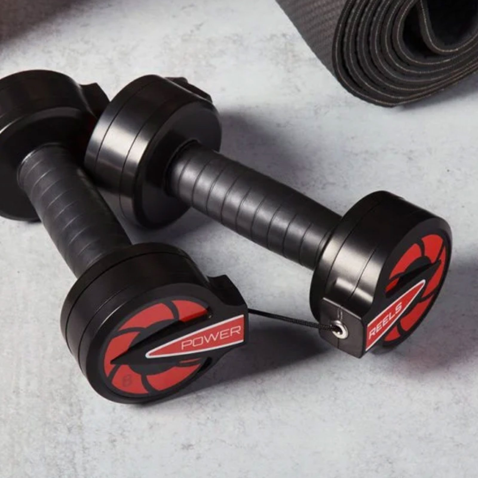Power Reels Fitness Portable Resistance Training System