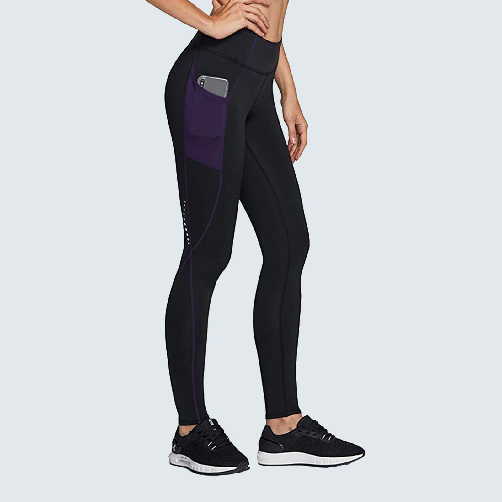 Best leggings for cold weather: TSLA Thermal Running Tights