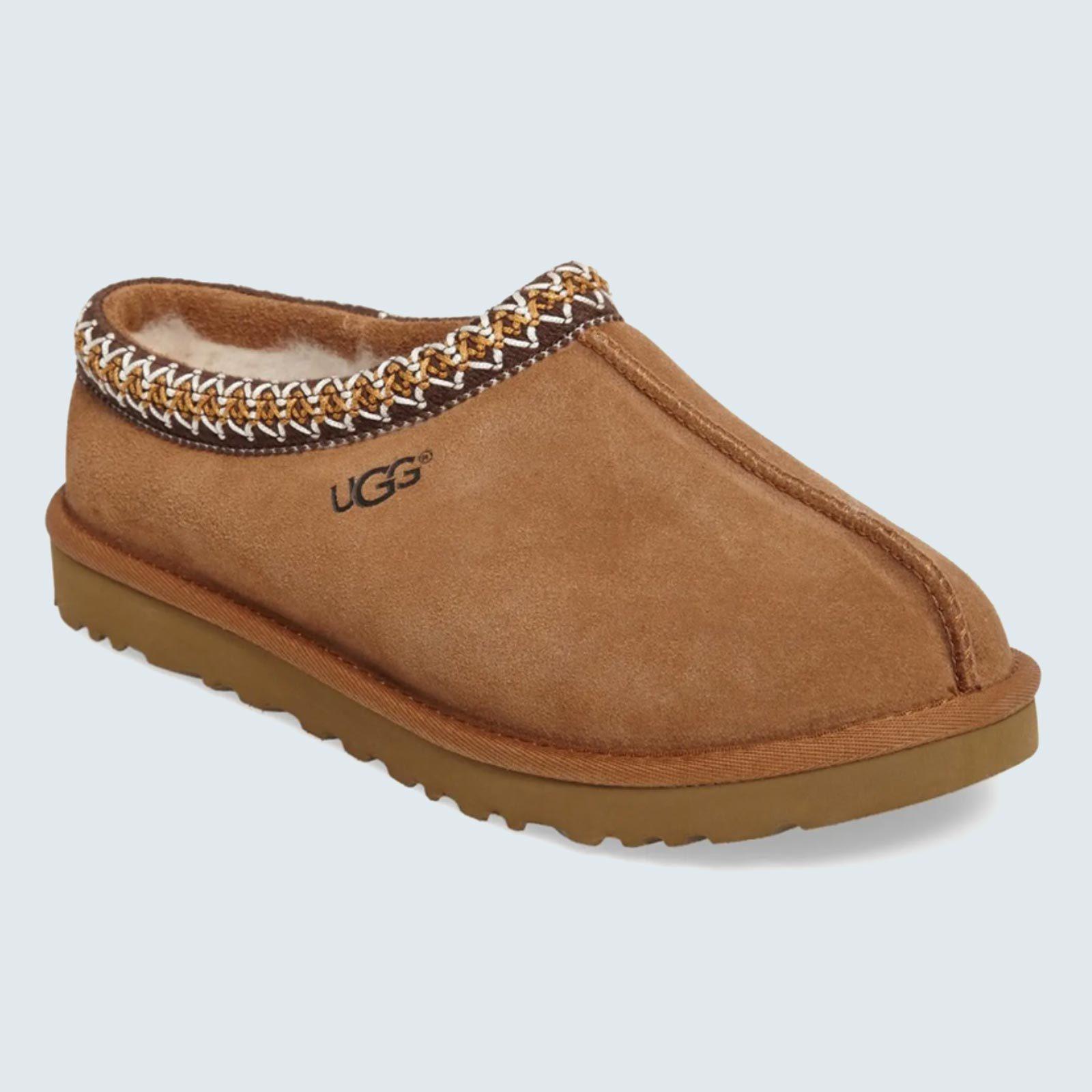 Most versatile slippers: UGG Tasman Slipper
