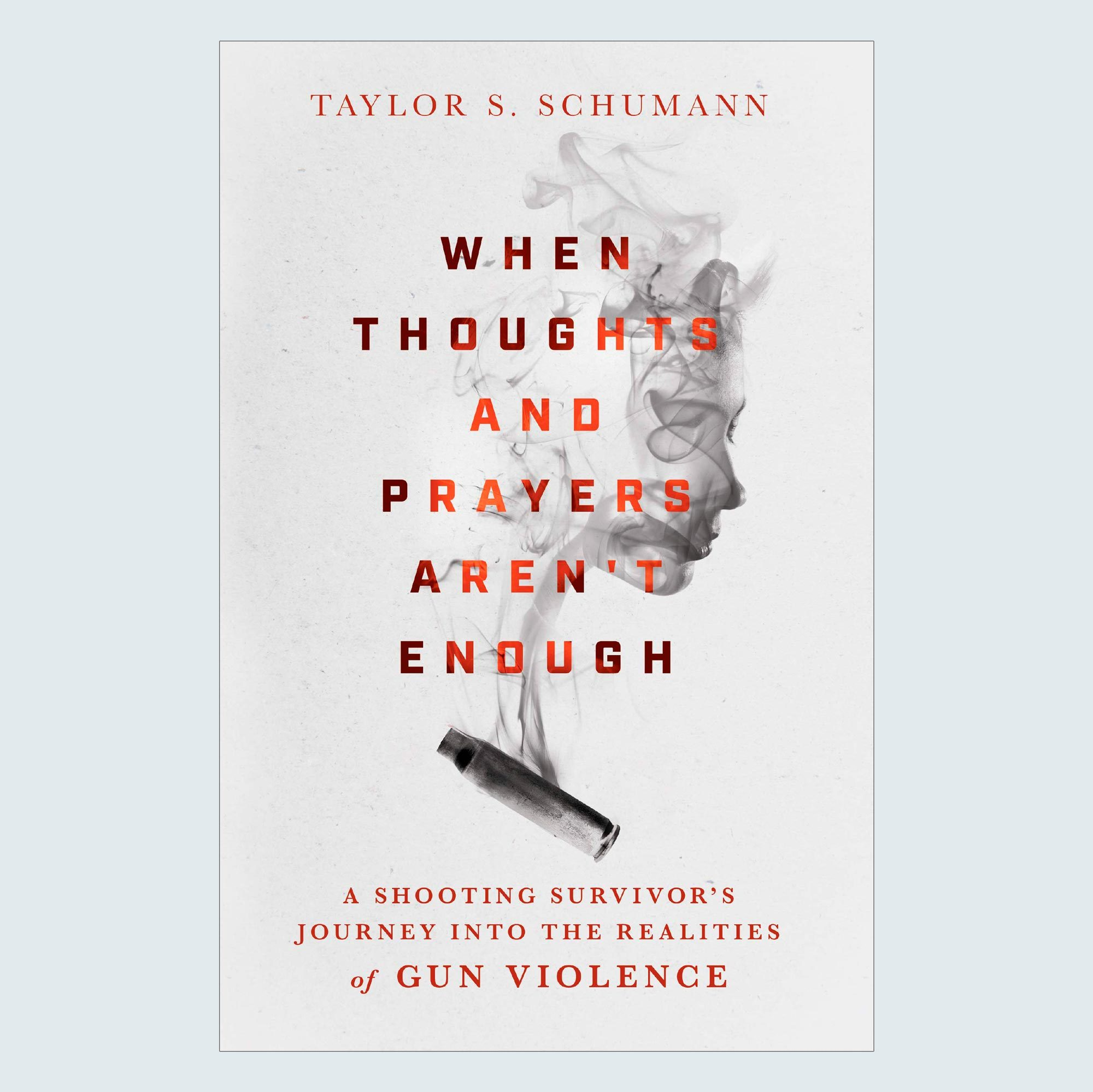 When Thoughts And Prayers Aren't Enough book cover