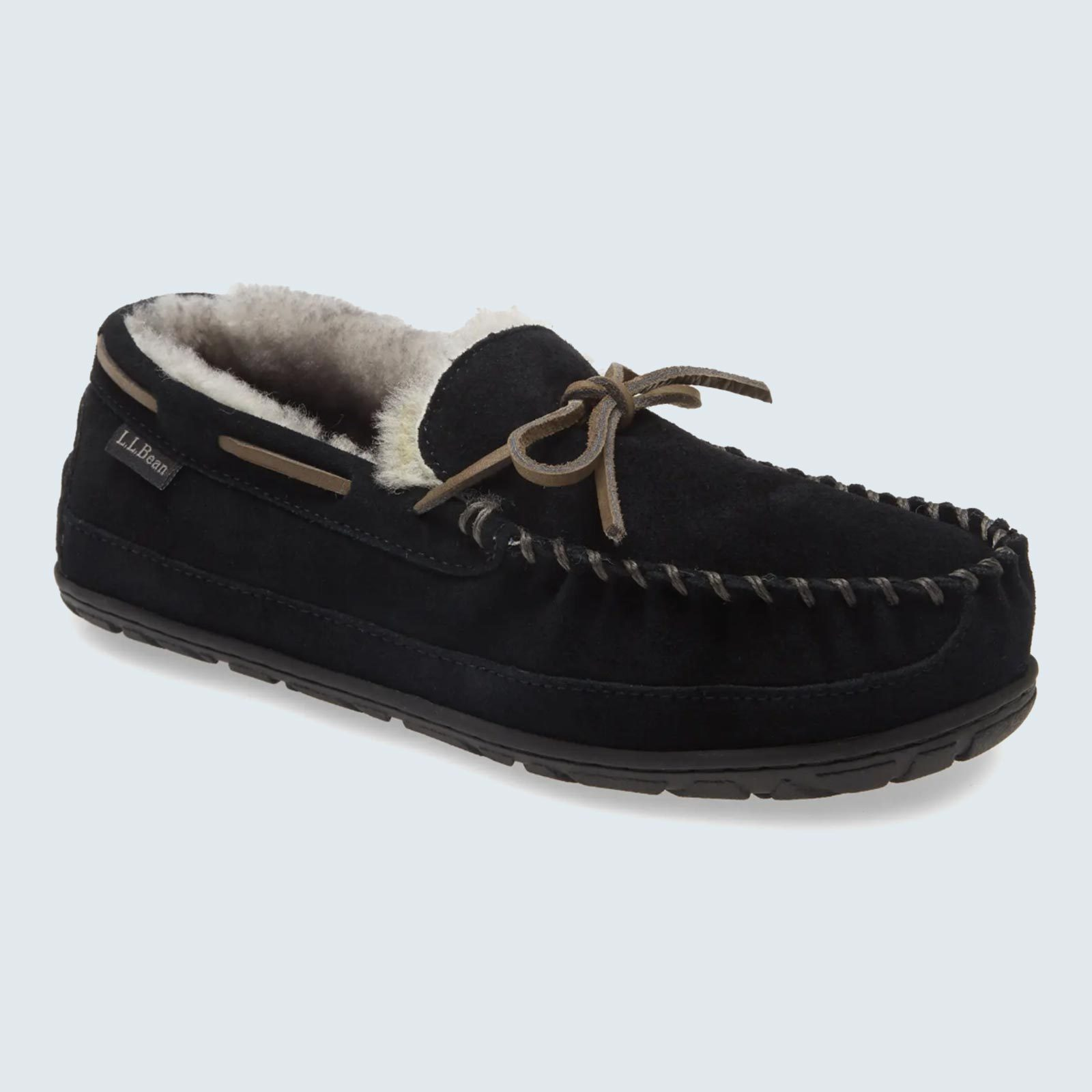 Softest slippers: LL Bean Wicked Good Moccasin