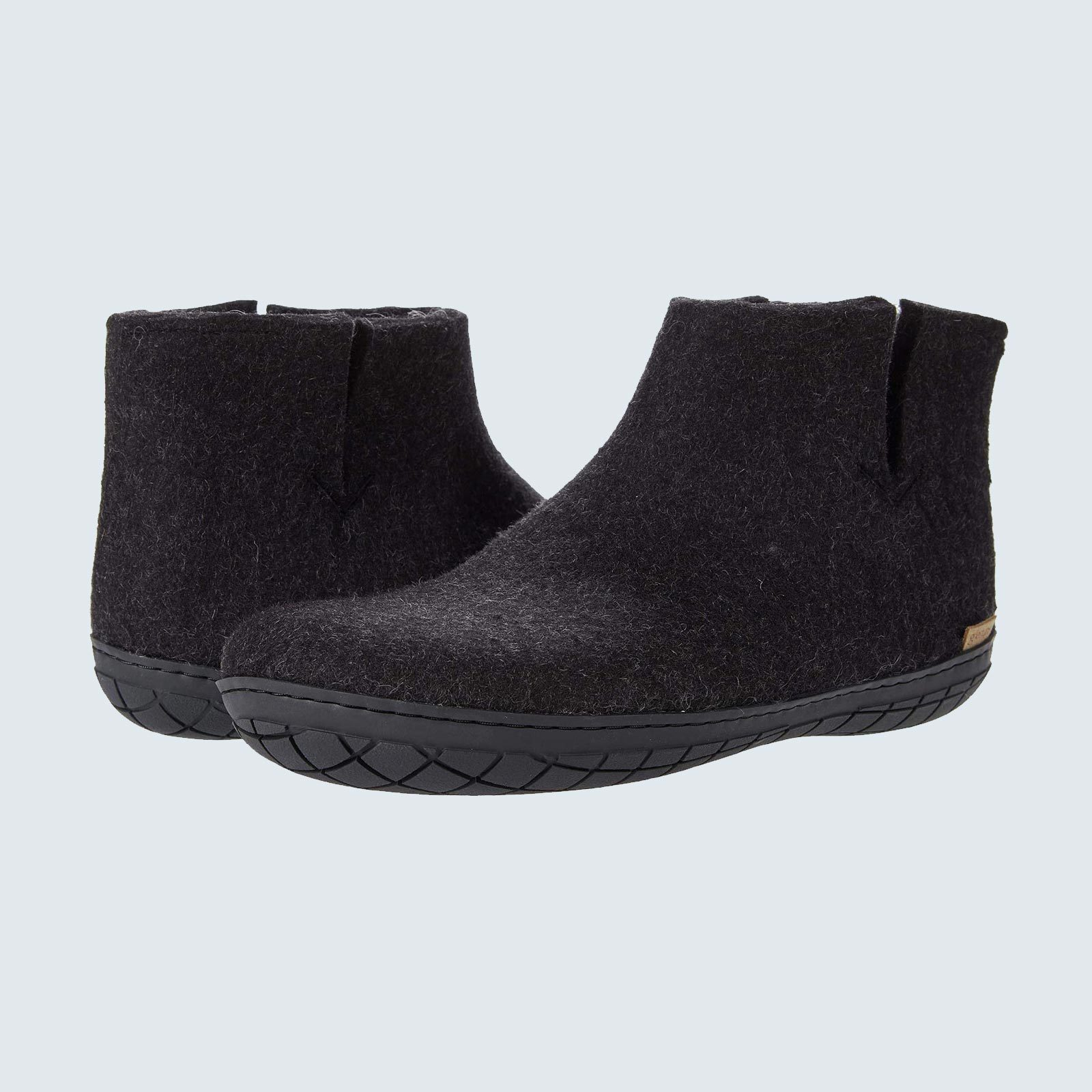Best boot-style slippers: Glerups Wool Boot
