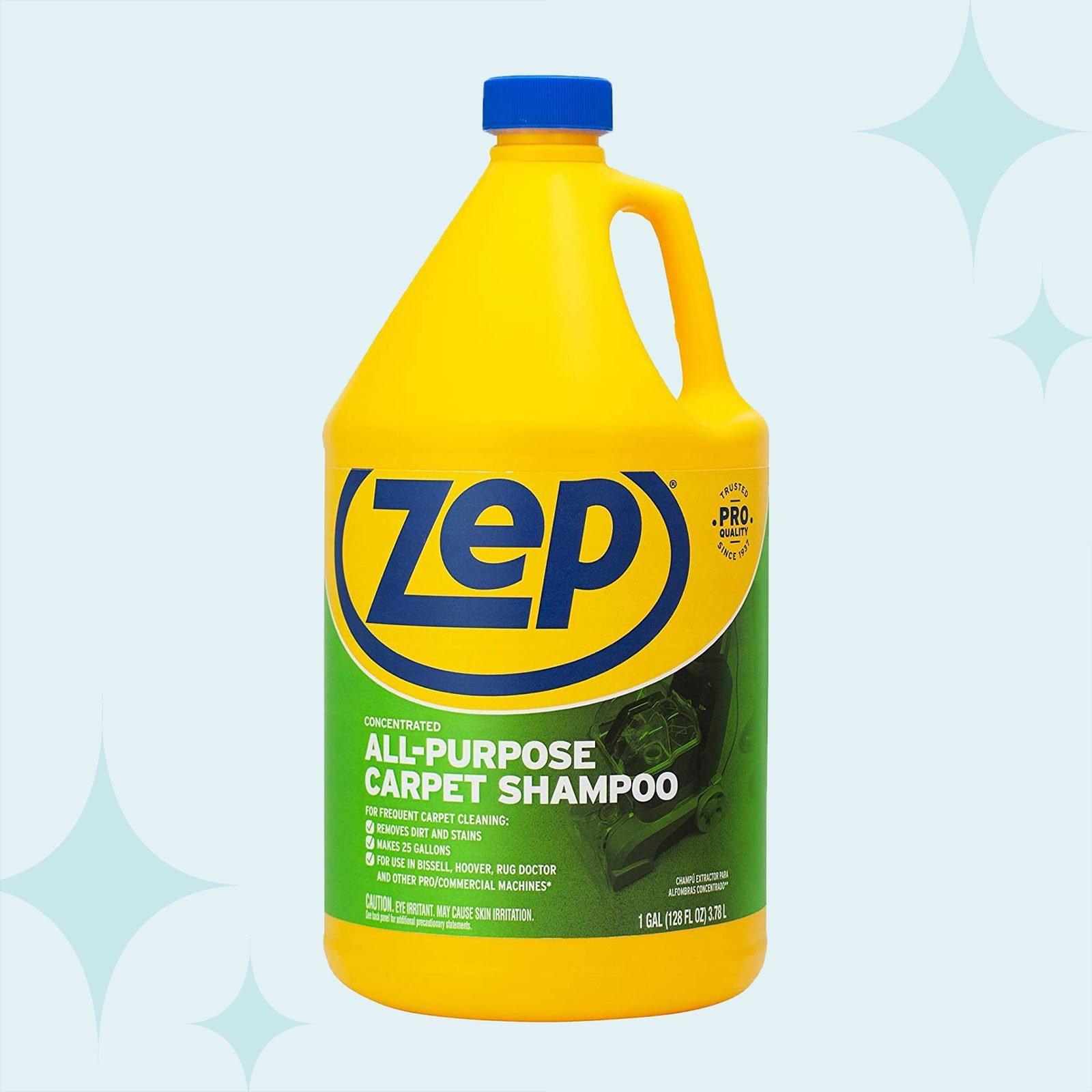 Zep All-Purpose Carpet Shampoo Concentrate