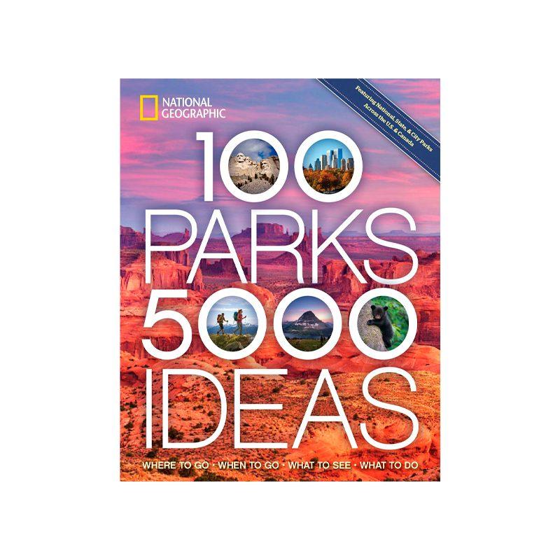 100 Parks, 5,000 Ideas Book