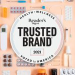 The 2021 Reader's Digest Most Trusted Brands in America