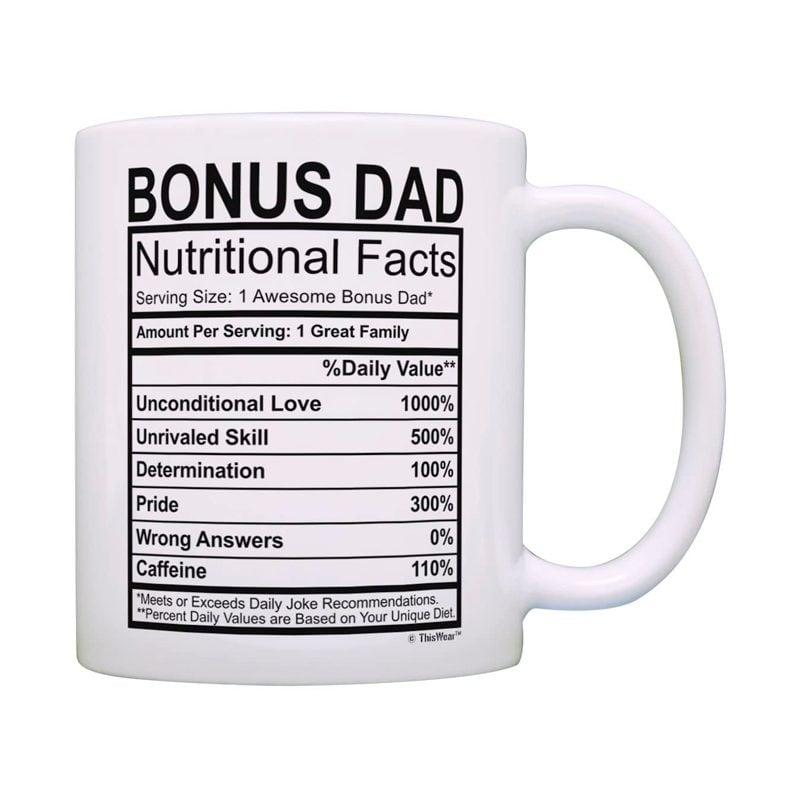 Bonus Dad Coffee Mug
