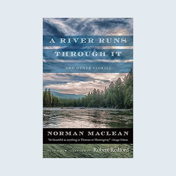 A River Runs Through It and Other Stories by Norman Maclean cover