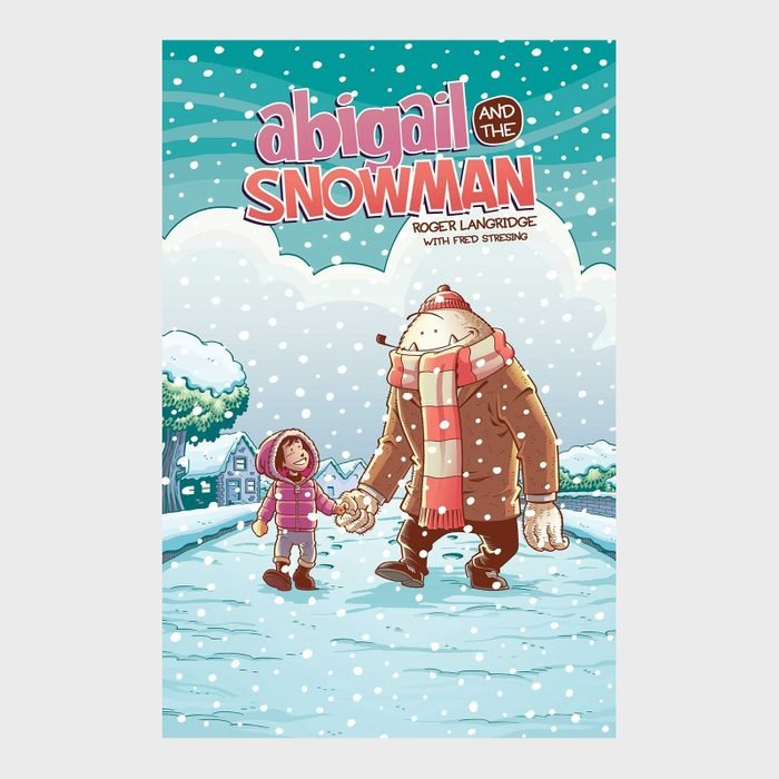Abigail And The Snowman By Roger Langridge