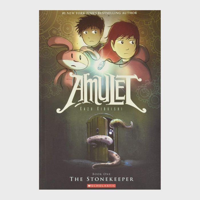 Amulet The Stonekeeper By Kazu Kibuishi