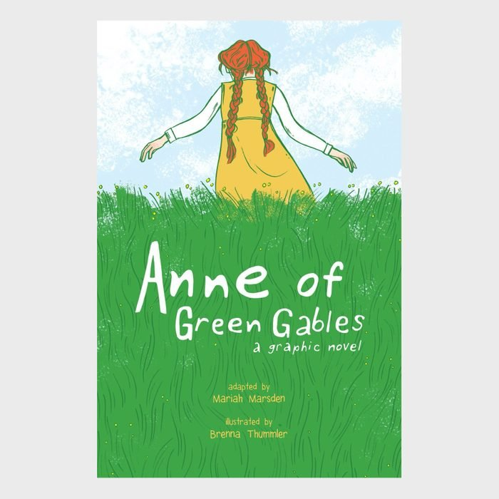 Anne Of Green Gables A Graphic Novel By Mariah Marsden