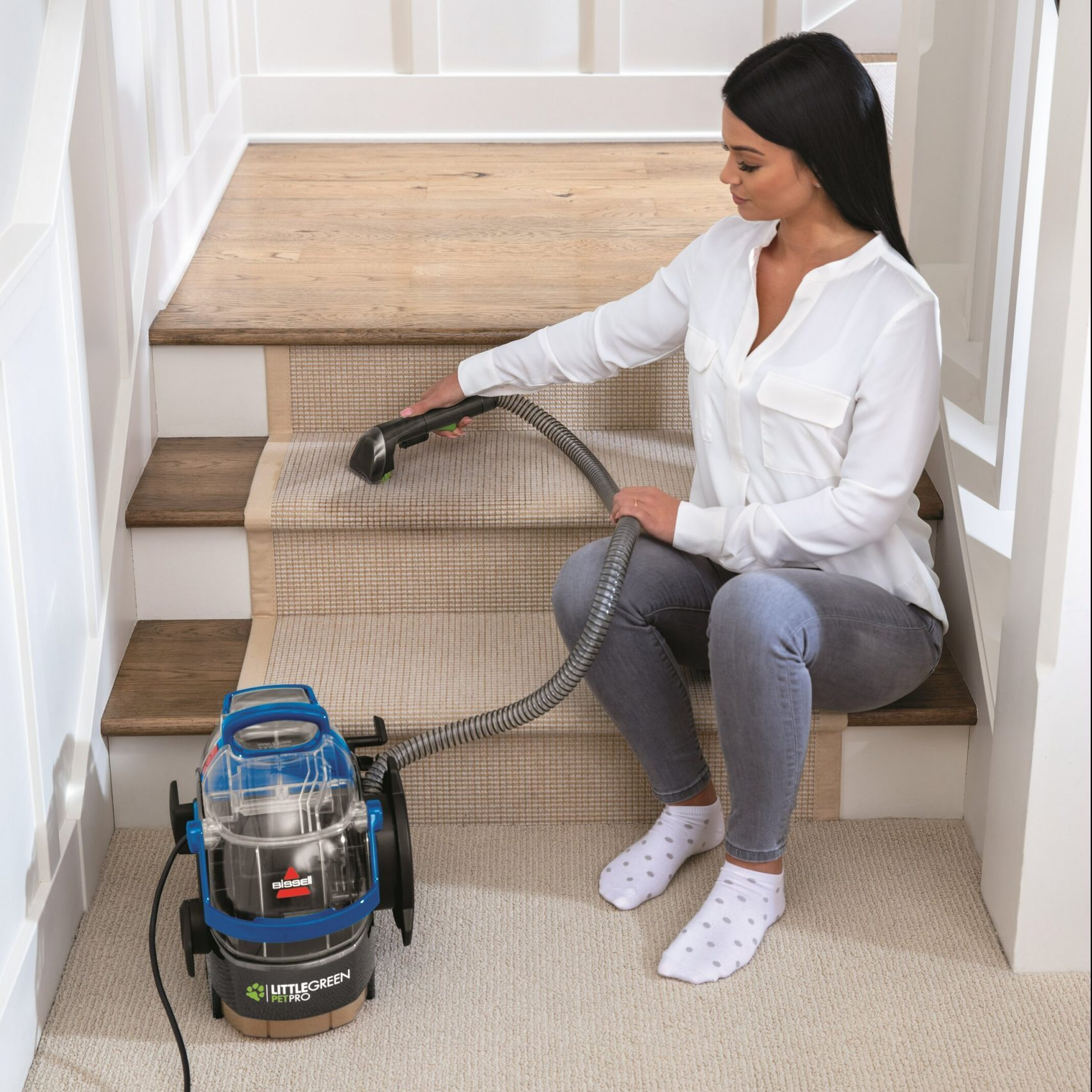 Bissell Pet Pro Portable Carpet Cleaner