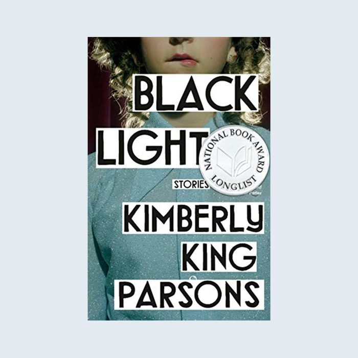 Black Light by Kimberly King Parsons cover