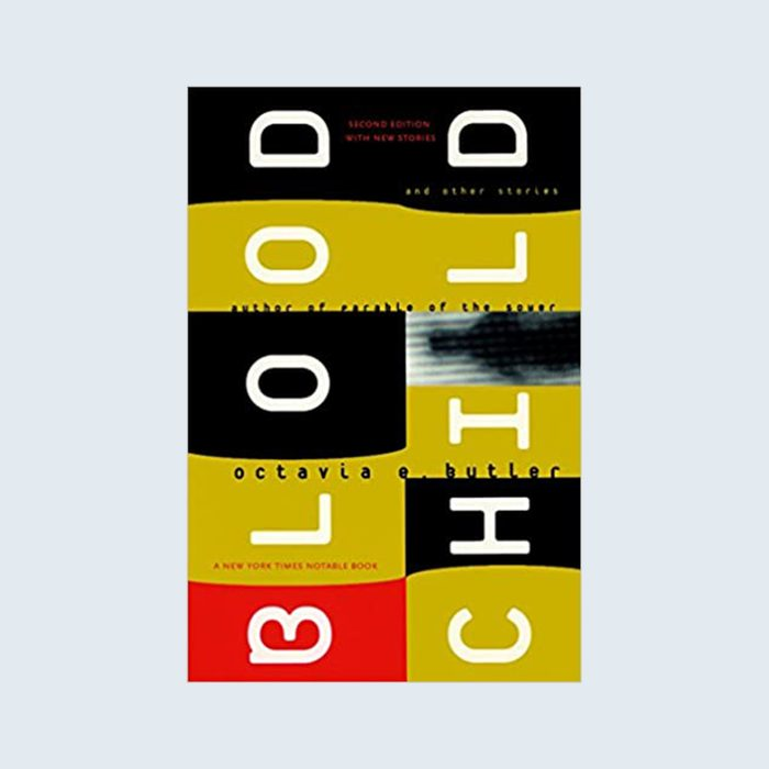 Bloodchild and Other Stories by Octavia Butler cover