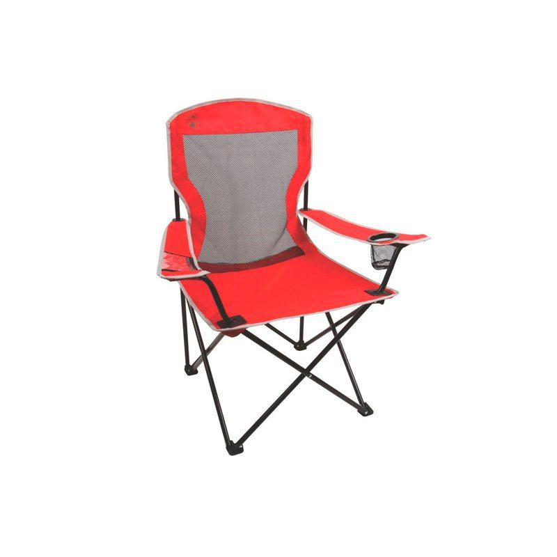 Coleman Cool Mesh Quad Chair