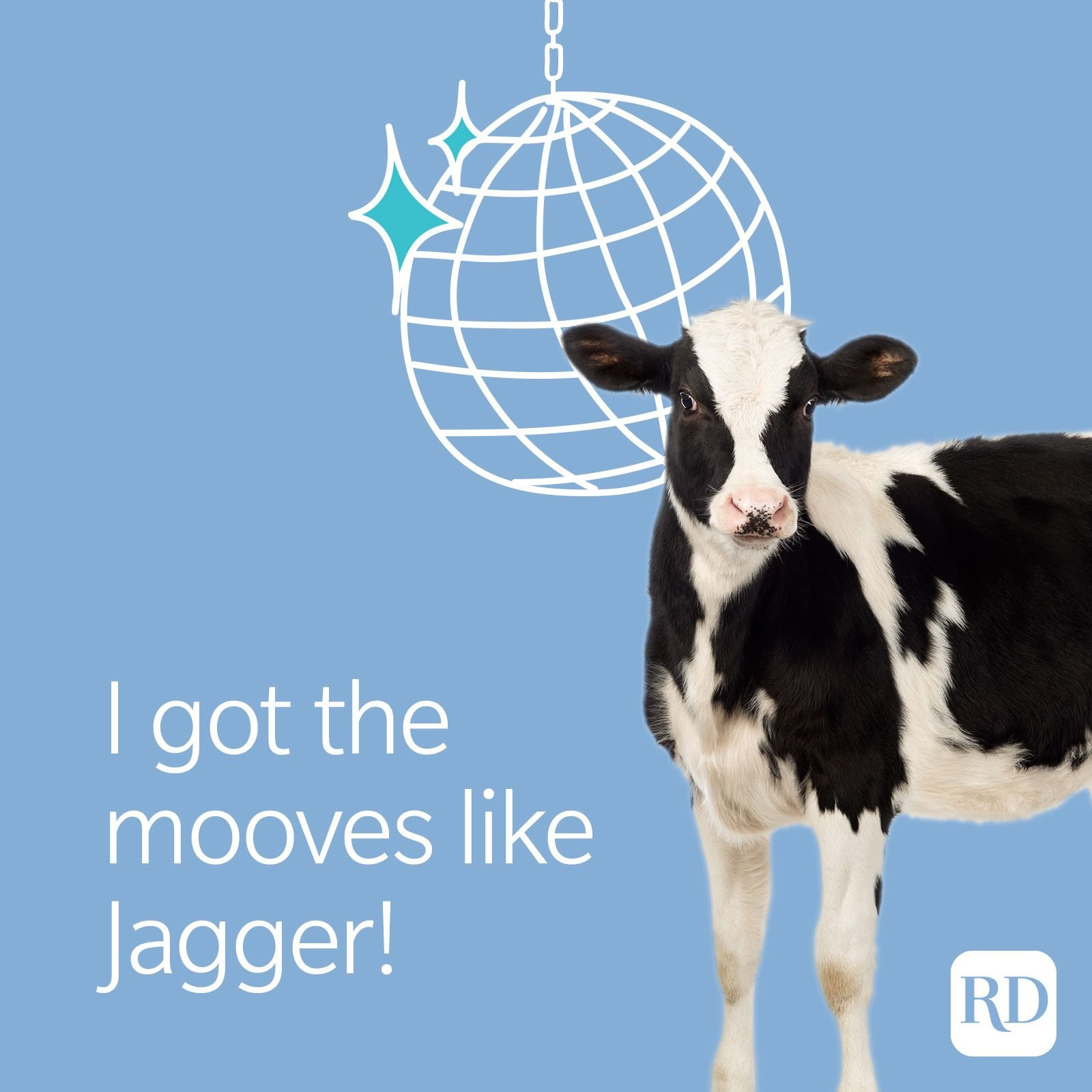 I got the mooves like Jagger!