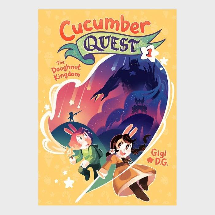 Cucumber Quest The Doughnut Kingdom By Gigi D.g.