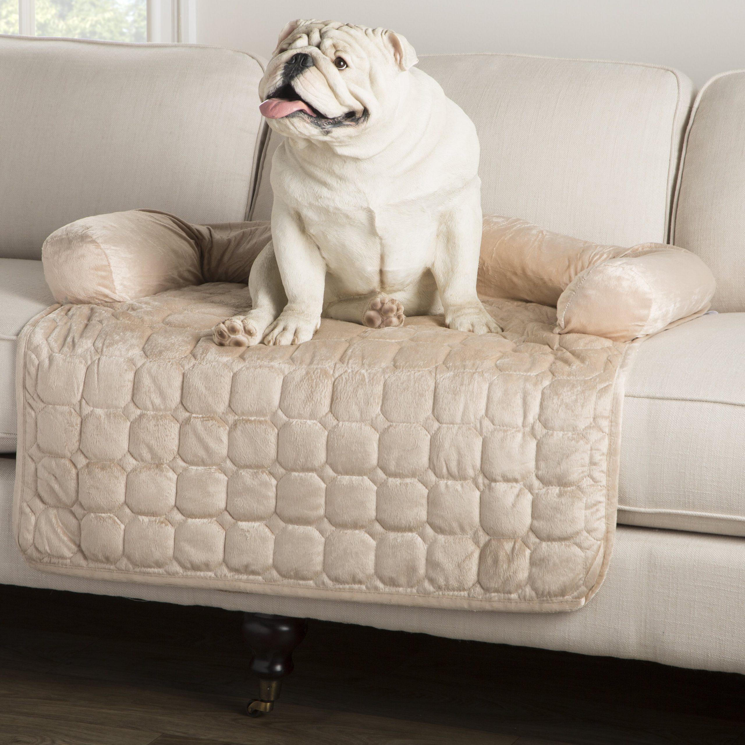 Furniture Pet Protector Bolster