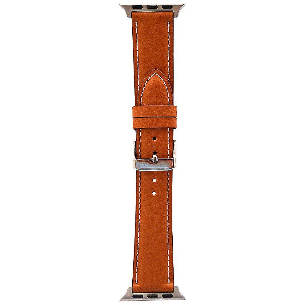 Digital Basics Apple Watch Leather Band