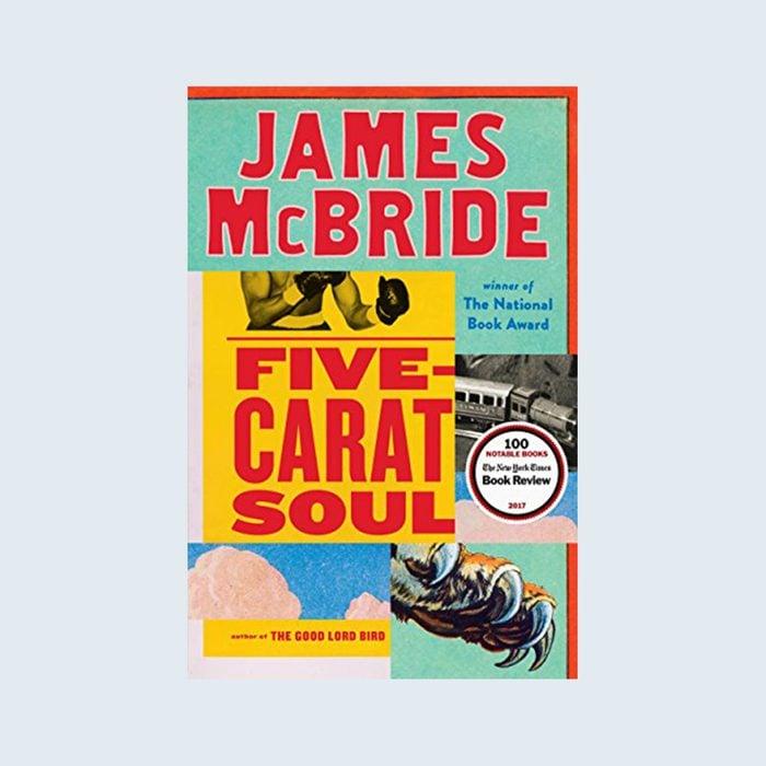 Five-Carat Soul by James McBride cover