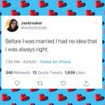 25 Funny Relationship Tweets That Are Hysterically Accurate