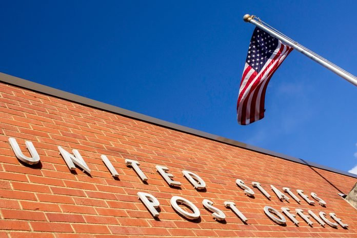U.S. Post Office in Tennessee