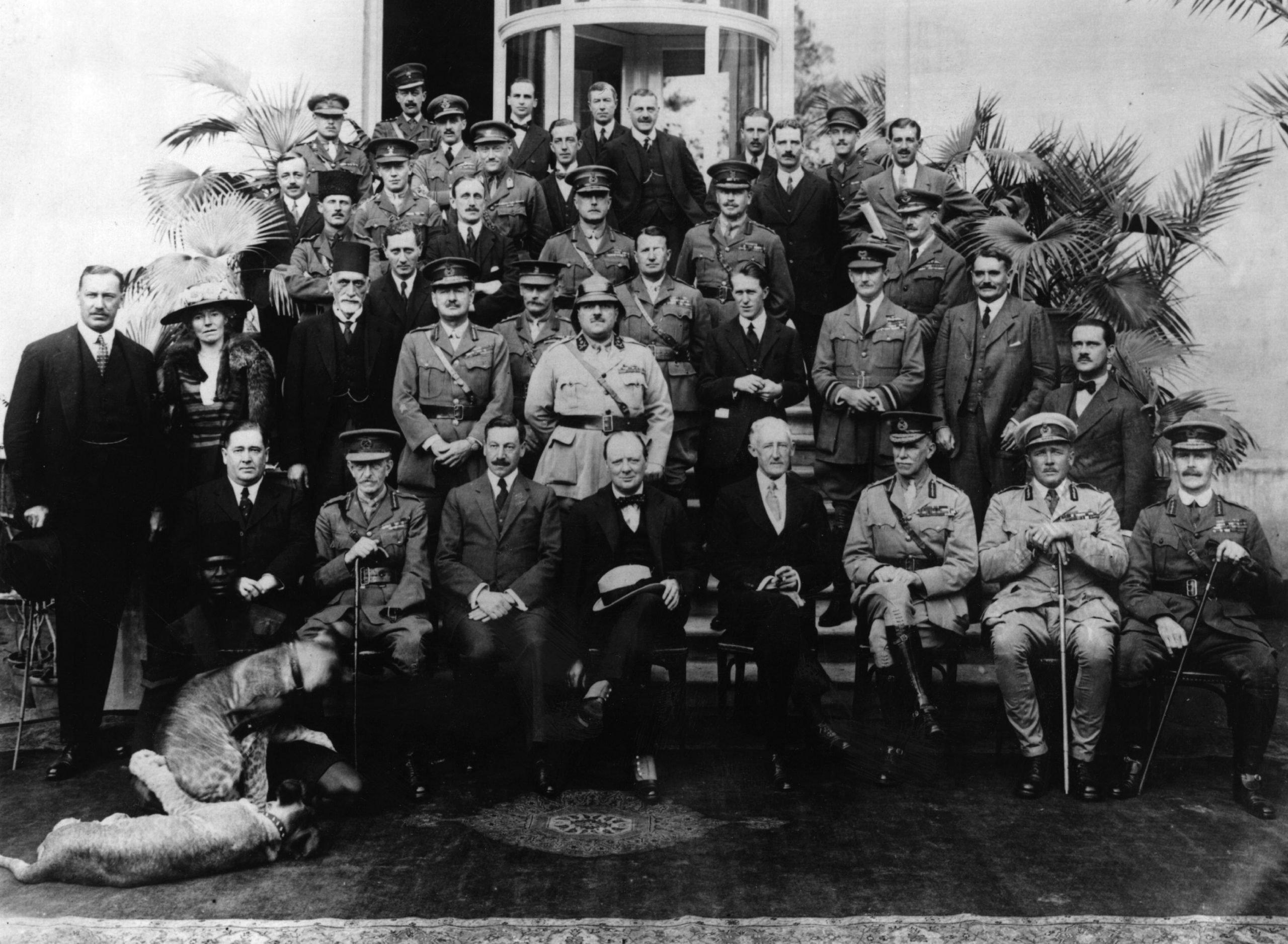 Members of the Mesopotamia Commission