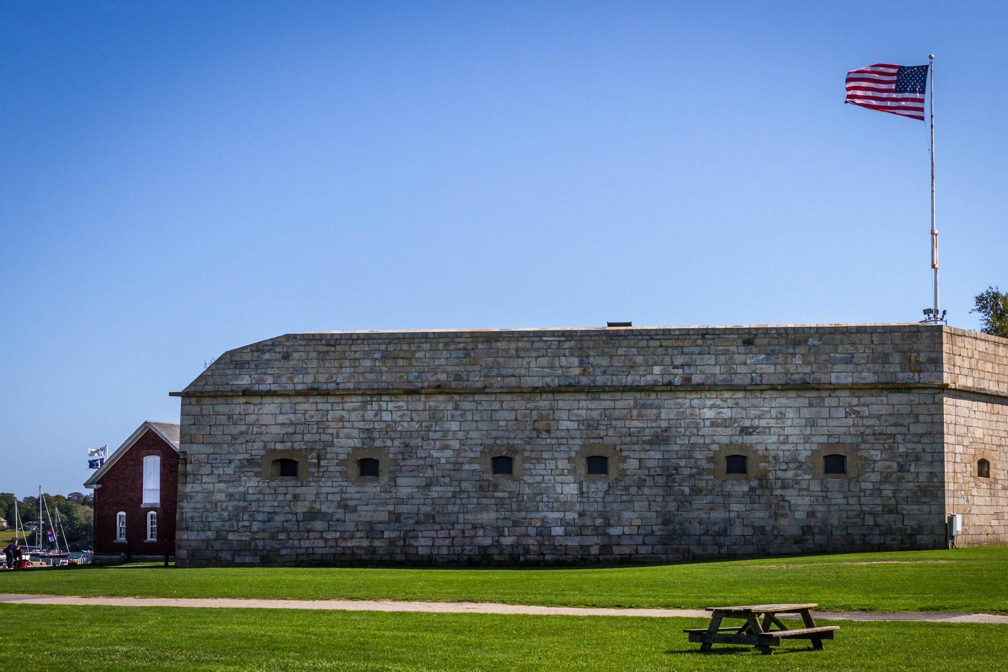 Historic Fort Adams, RI