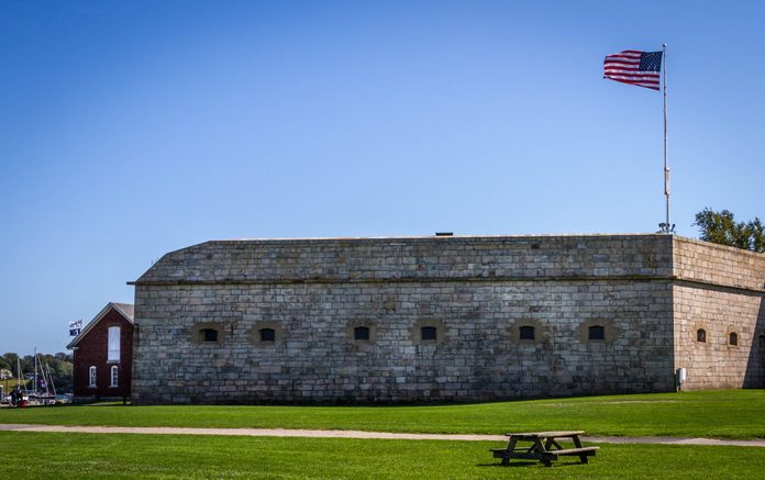 Historic Fort Adams, RI