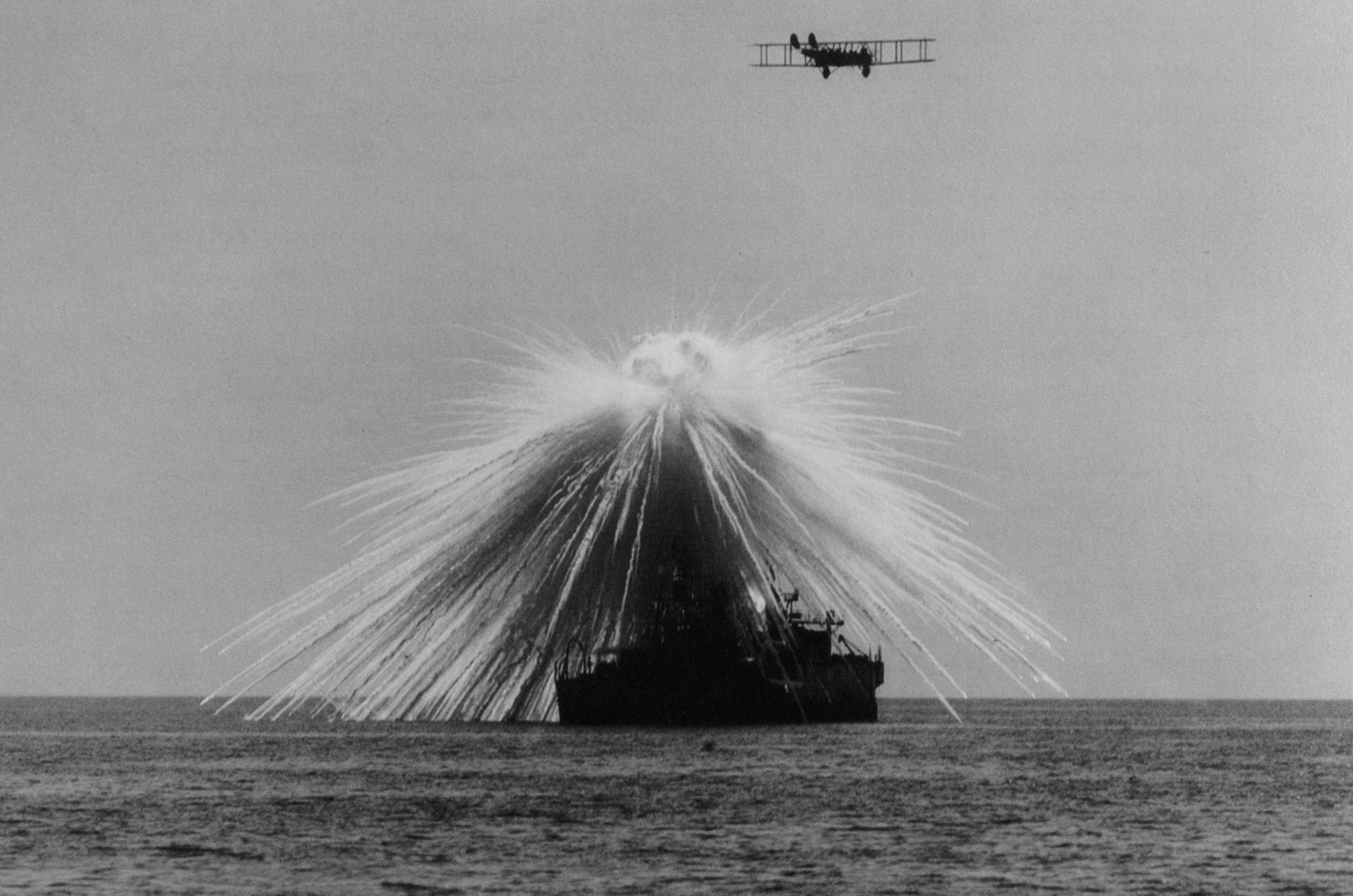 Bombing of the USS Alabama