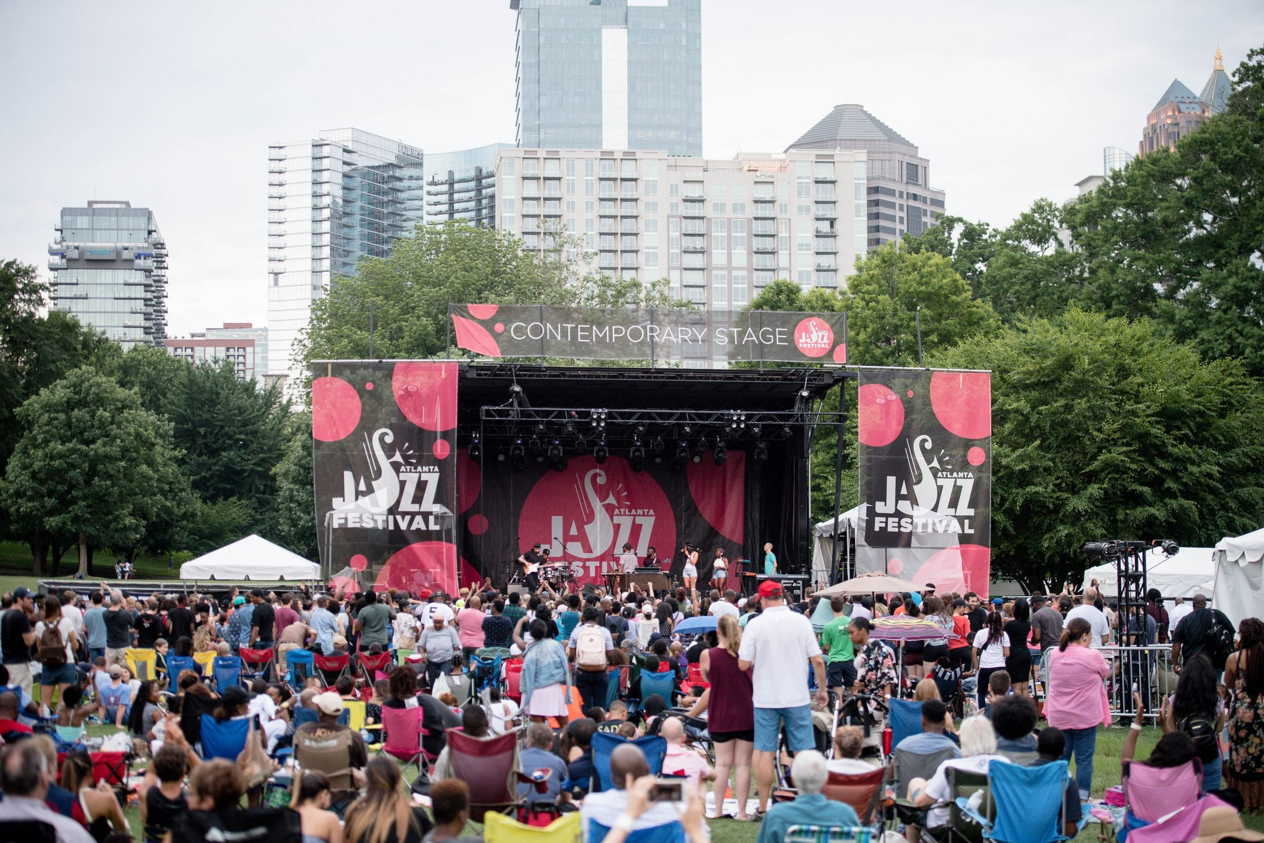 2018 Atlanta Jazz Festival