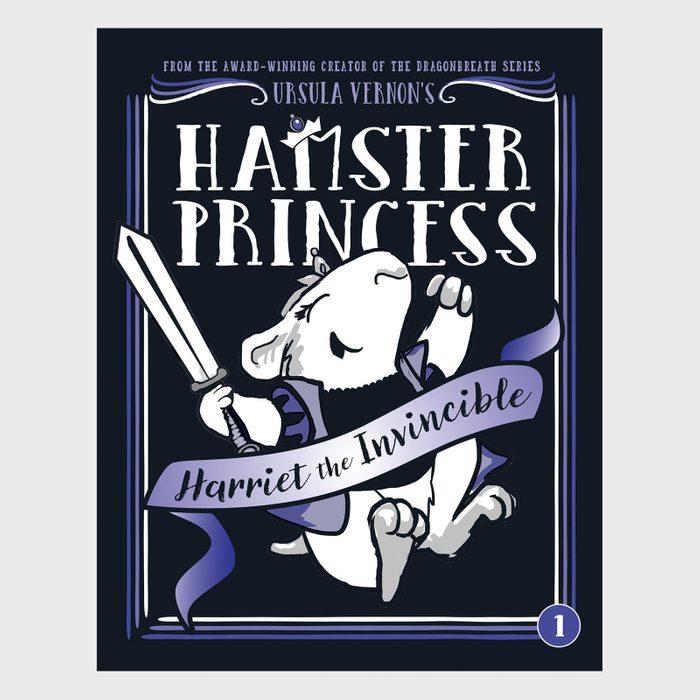 Hamster Princess Harriet The Invincible By Ursula Vernon