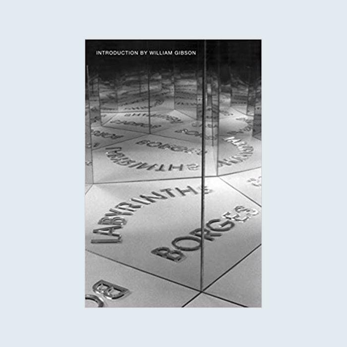 Labyrinths by Jorge Luis Borges cover