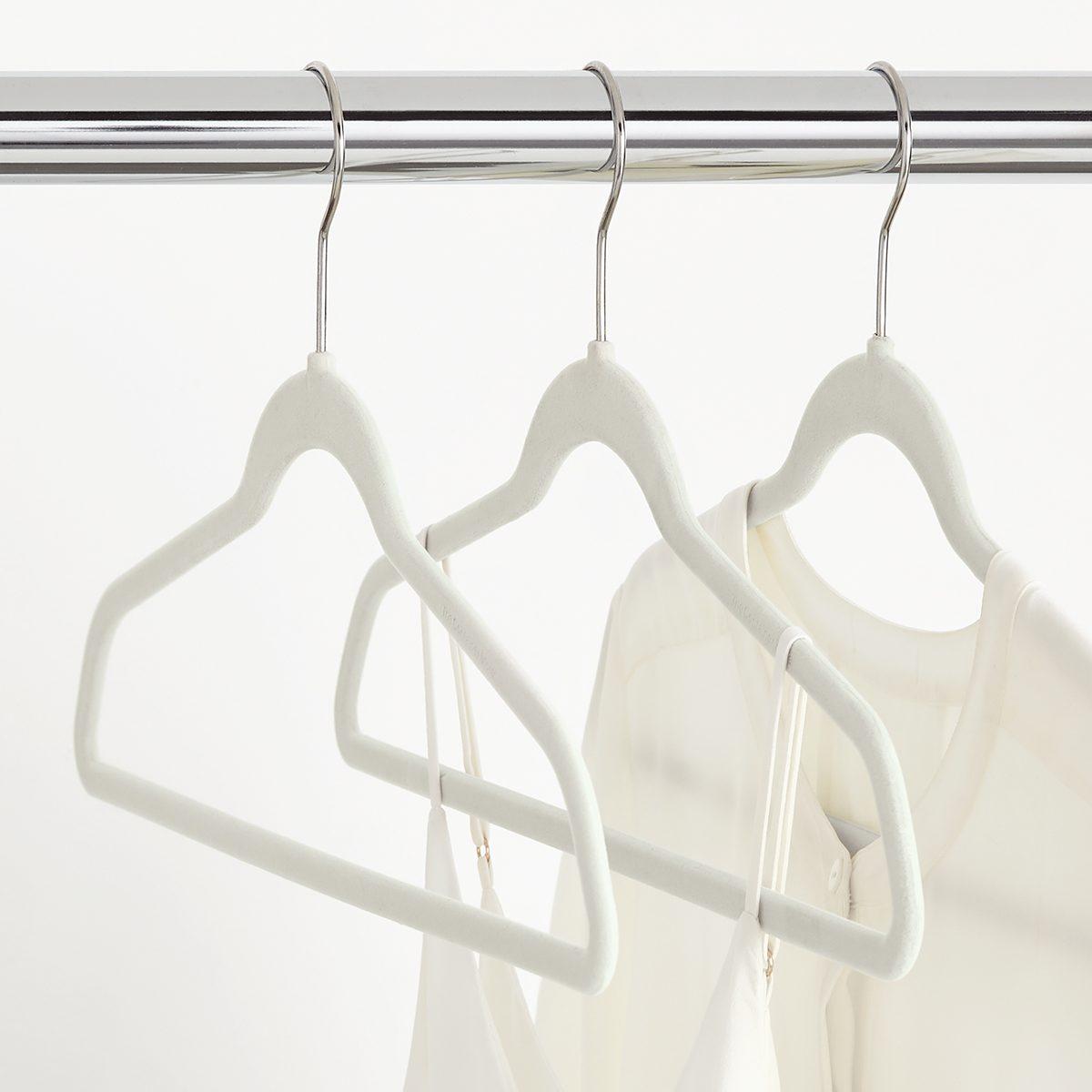 Linen Premium Non Slip Velvet Suit Hangers