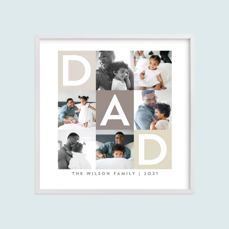 Minted Best Dad Ever Boxes