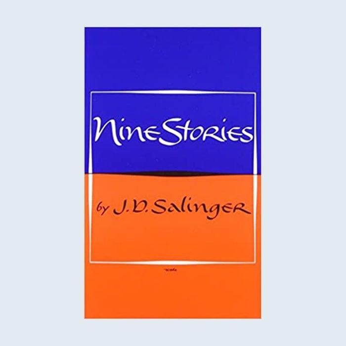 Nine Stories by J.D. Salinger cover