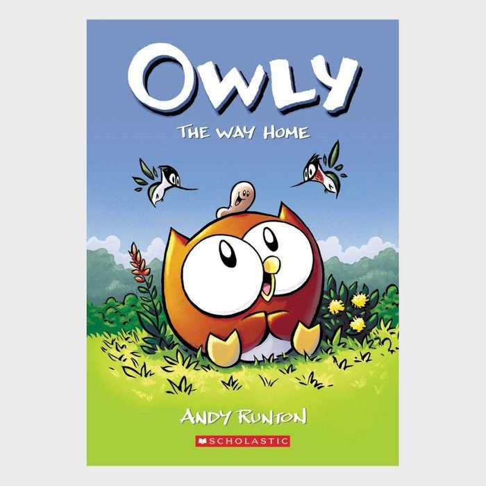 Owly The Way Home By Andy Runton