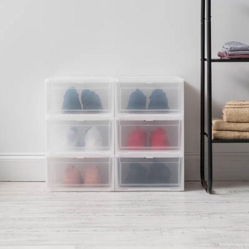 Rebrilliant Shoe Storage Box