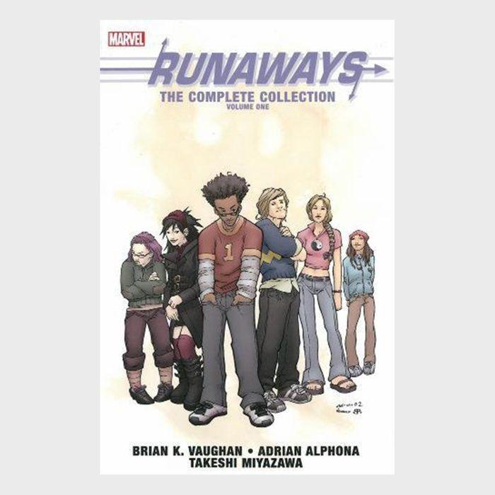 Runaways By Brian K. Vaughan