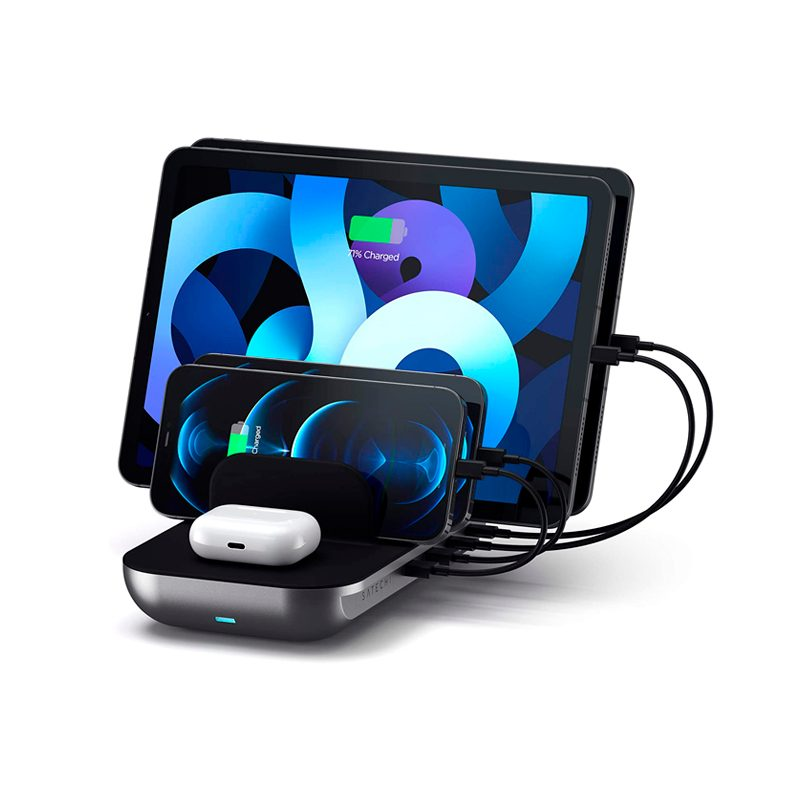 Satechi Dock5 Multi Device Charging Station